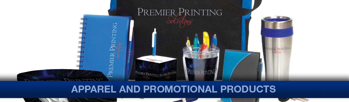 Apparel and Promotional Products
